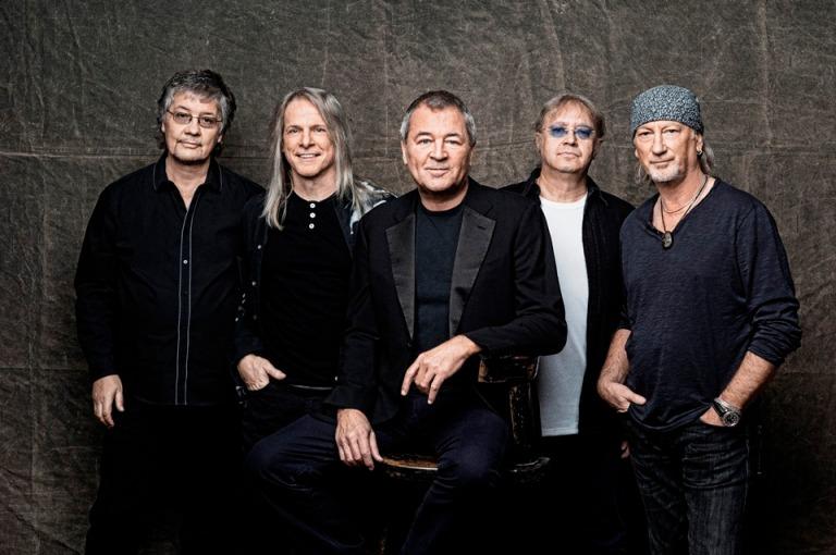 Deep Purple contraataca con su mejor álbum en mucho tiempo. Foto: Jim Rakete